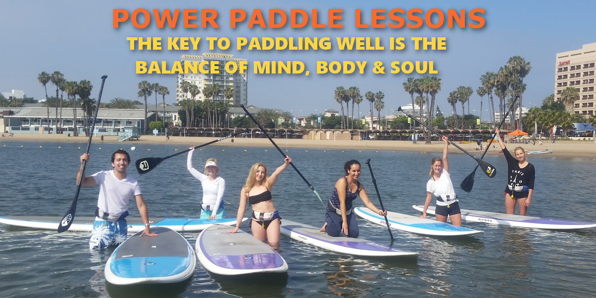 power paddles