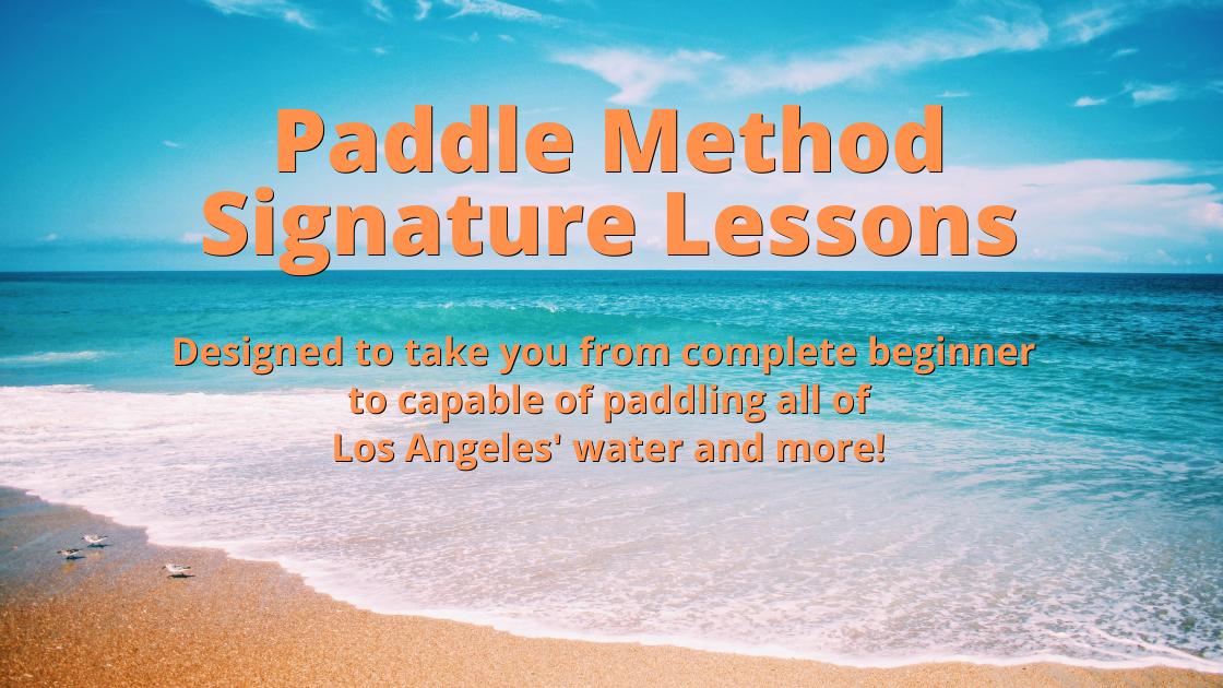 Paddle Method Signature Lessons v2